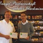 Confiserie-Partnerschaft-Glueckminute