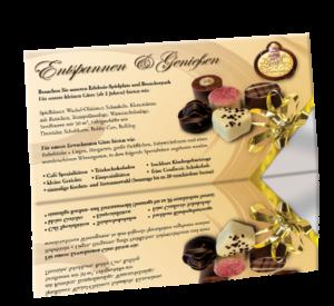 Schokoladengutschein